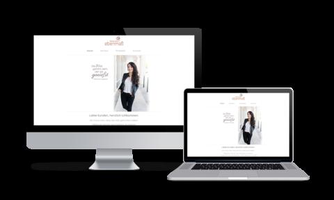 Ebenmass-Kosmteik - Webdesign