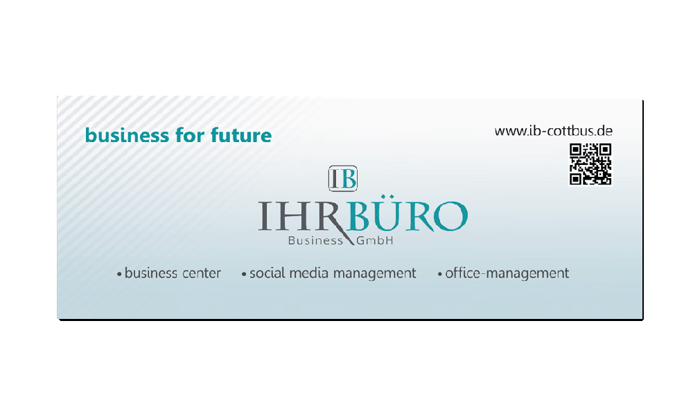 Ihr Büro Business GmbH - Banner