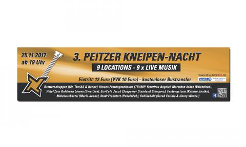 Kneipennacht 2017 - Banner