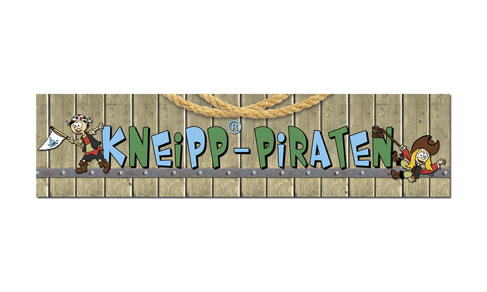 Kneipp-Piraten - Banner