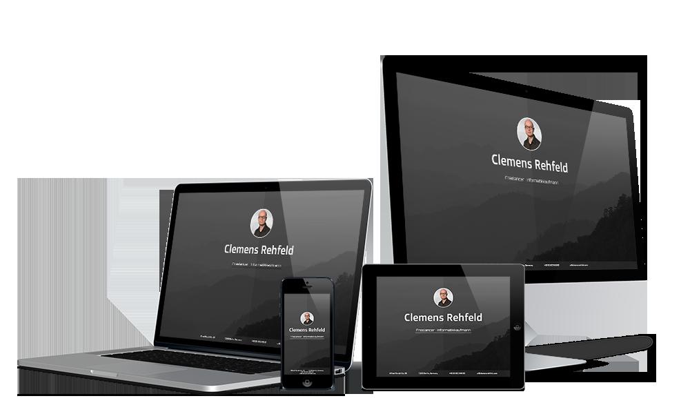 mcr communication - Webdesign