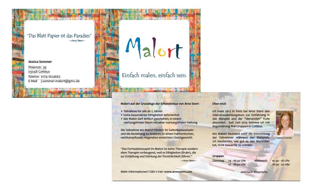 Malort -Flyer