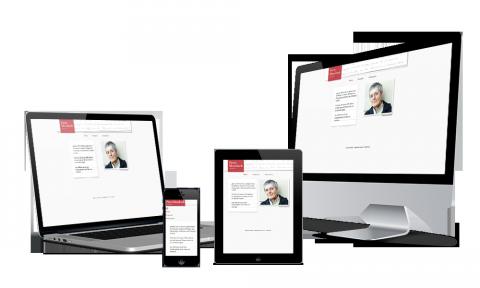 Petra Morsbach - Webdesign