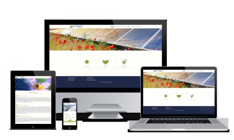 Procon-Solar - Webdesign